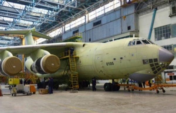 МЧС заказало шесть грузовых самолетов Ил-76