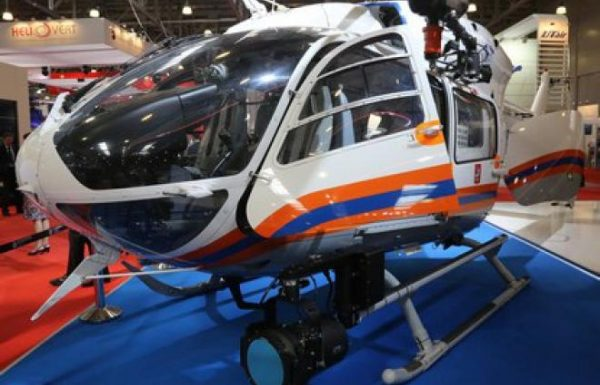 First contracts for Russian-assembled AW139s