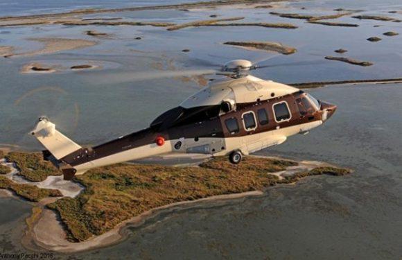 На рынок вывели первый вертолет H175 в VIP-исполнении