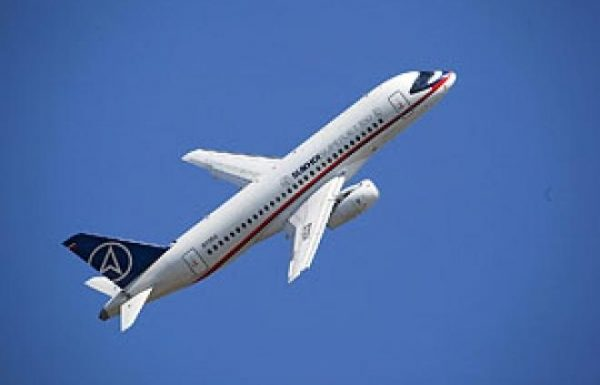 Sukhoi Superjet 100's business version under way