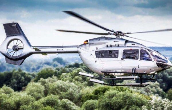 В России появится первый эксплуатант вертолета H145