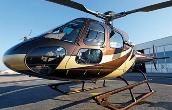 Eurocopter вернулся на JetExpo