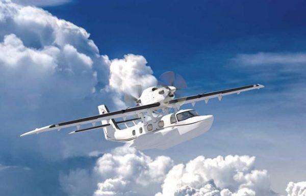 Diamond Aircraft поможет возродить самолет-амфибию Dornier Seastar