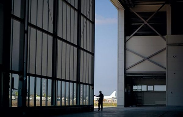 Business aviation center opens in Riga
